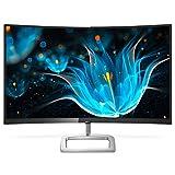 Philips 278E9QJAB/00 - Monitor 27' IPS Ultra-Wide Curvo (FHD, 1920x1080 Pixels, Modo LowBlue, FlickerFree, FreeSync, 4ms, HDMI, Displayport)