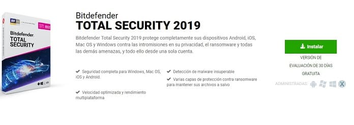 antivirus gratis windows 10