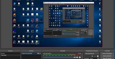 como grabar pantalla en windows 10