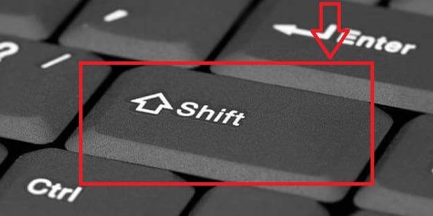desbloquear teclado de windows 10