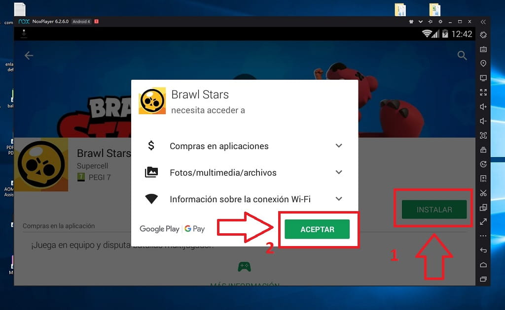 descargar Brawl Stars PC GRATIS.