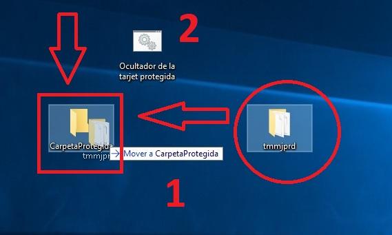 poner password a una carpeta windows 8
