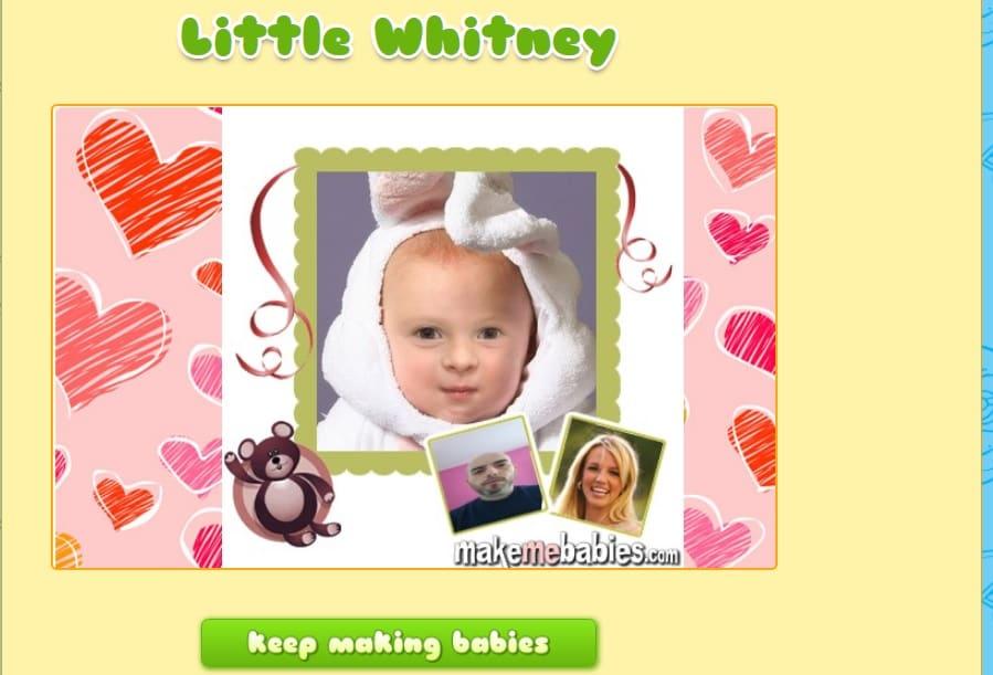 fotos de padres con bebes
