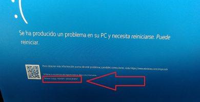 memory management pantalla azul