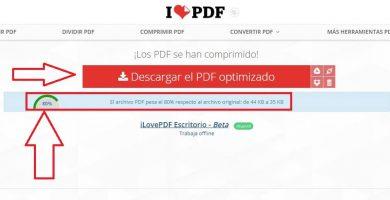 comprimir pdf al maximo sin perder calidad online