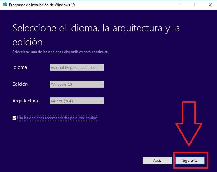 descargar windows 10 con licencia
