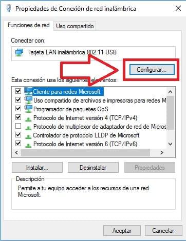 windows 10 no reconoce señal de wifi