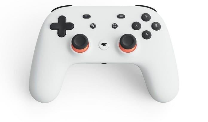 google stadia joystick