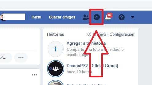 descargar videos desde facebook messenger