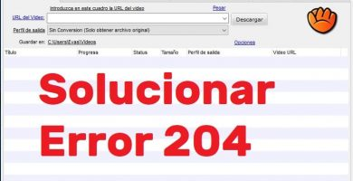 problema atube catcher error 204