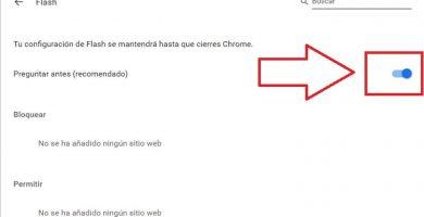 ejecutar flash google chrome