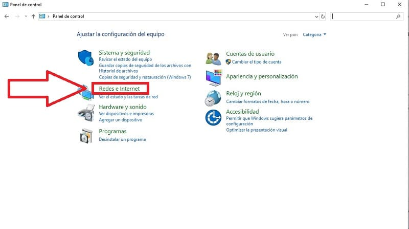 el servidor dns no responde solucion windows 7
