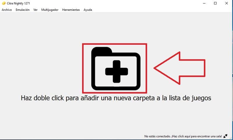 Poner Juegos En Citra 3DS.