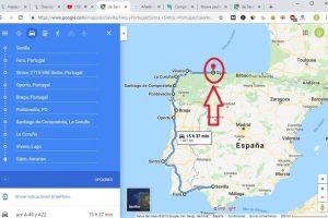añadir mas de 10 rutas en google maps