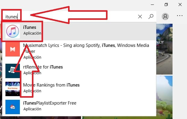 descargar itunes windows 10 32 bits