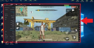 free fire pc configurar controles