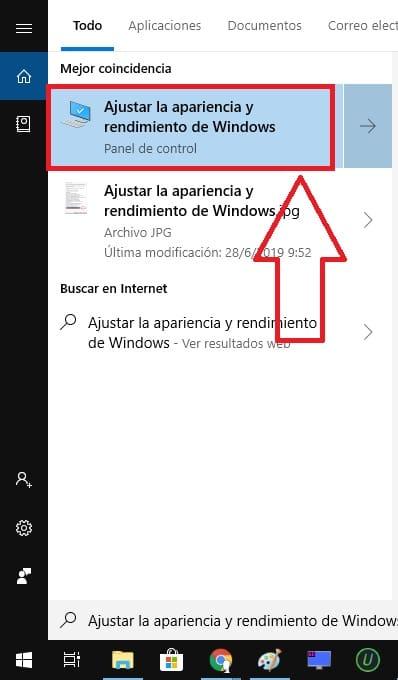 letras borrosas windows 10 hdmi
