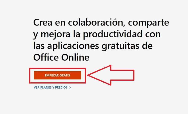 office online gratis español