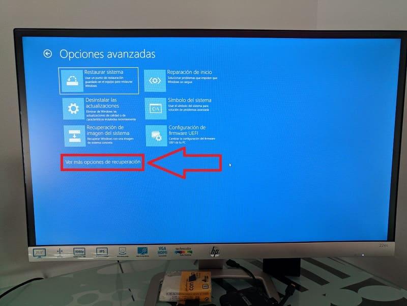 como entrar modo seguro windows 10 lenovo