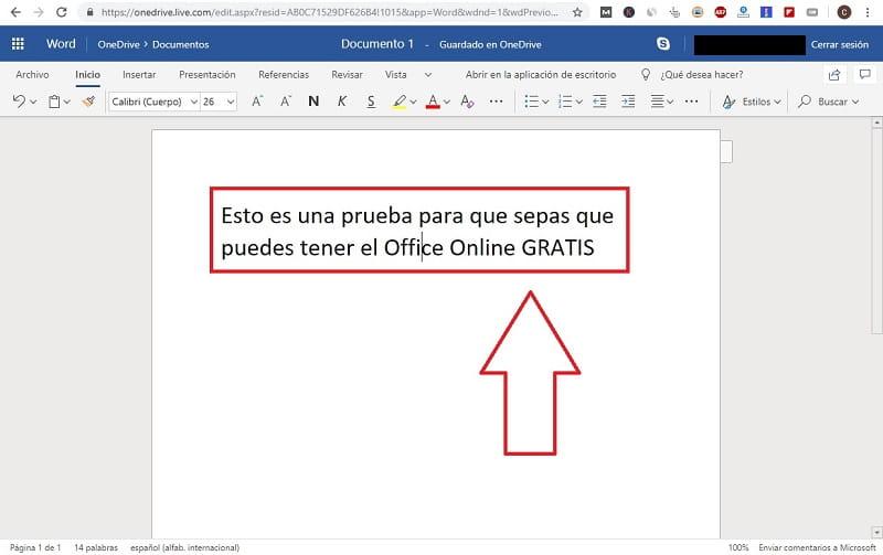 office online gratis descargar