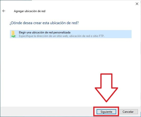 copiar archivo por ftp windows