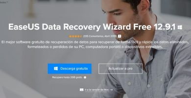 EaseUS data recovery wizards free