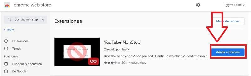 evitar que youtube pausa los videos