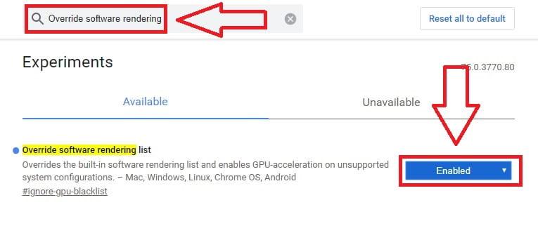 acelerar paginas de google chrome