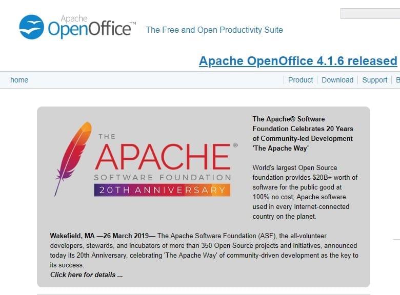 alternativas a open office