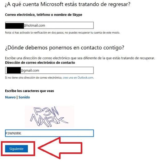 como recuperar contraseña de administrador windows 10