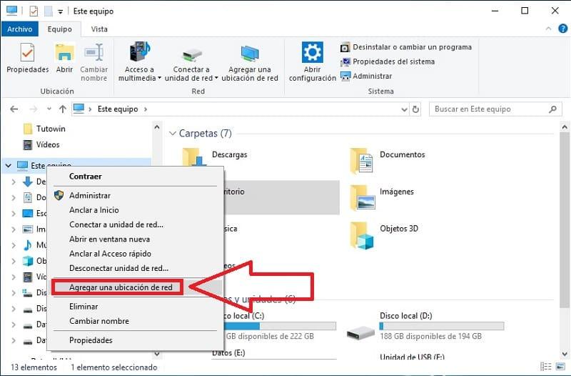 subir archivos a ftp desde navegador