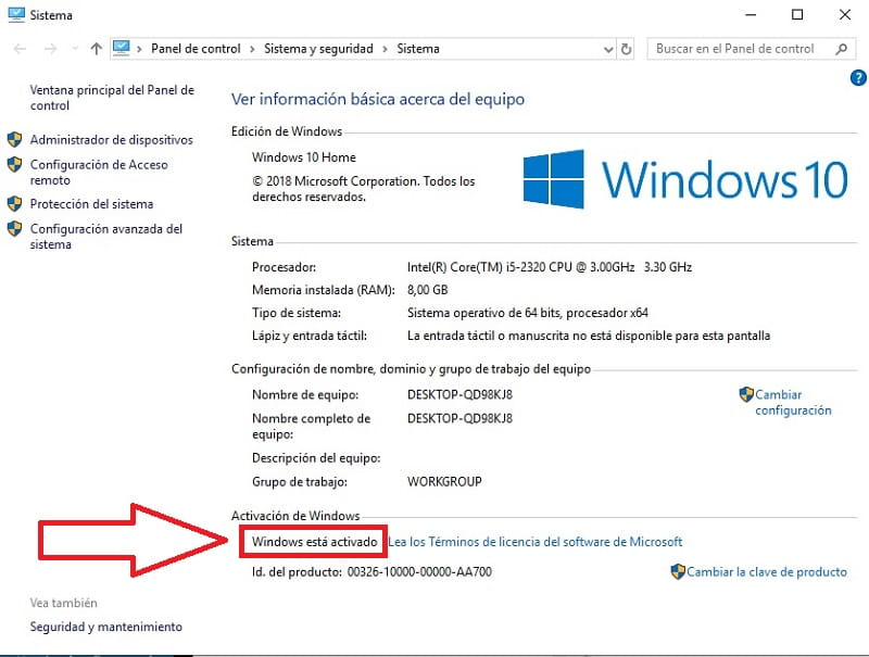 tu licencia de windows expirara pronto windows 10 original