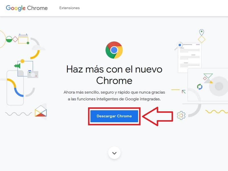 descargar google chrome gratis