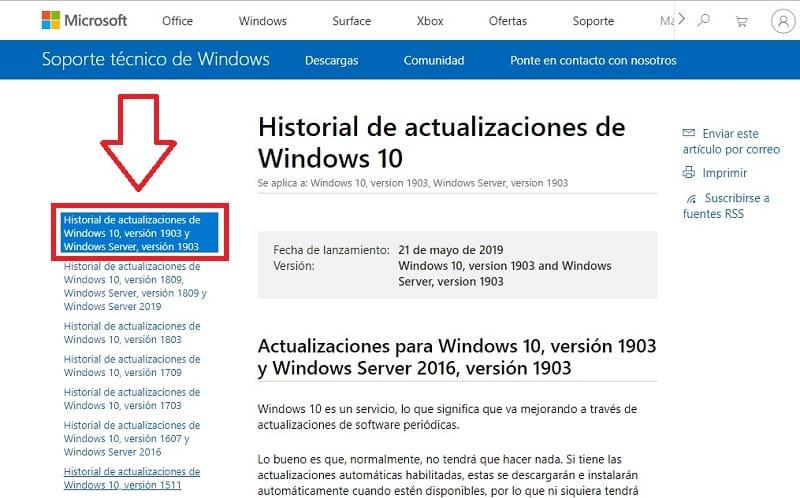 windows update no funciona en windows 10