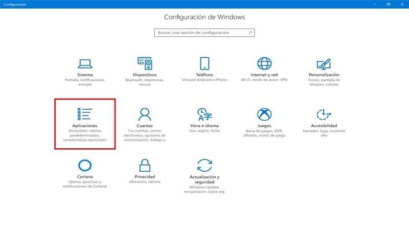 instalar aplicaciones que no sean de la tienda de windows 10