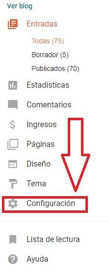 pasos para añadir el archivo ads.txt a blog spot.
