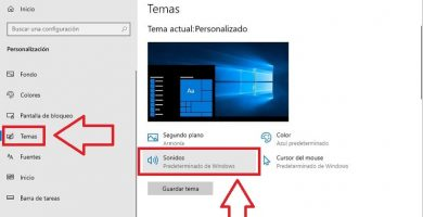 quitar sonido de notificaciones windows 10