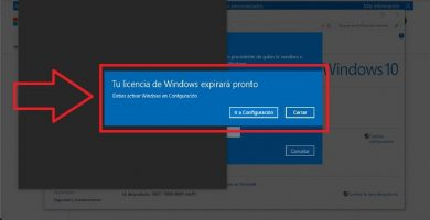 tu licencia de windows expirara pronto windows 10 pro
