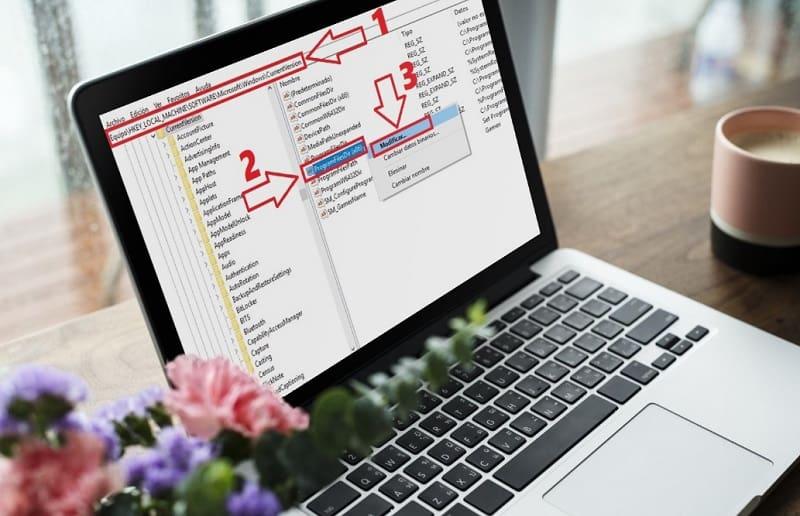 cambiar ruta de instalacion por defecto windows 10