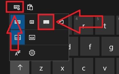 como activar el teclado en pantalla windows 10