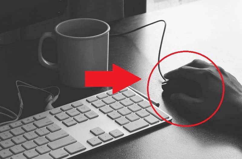 desactivar doble clic raton windows 10