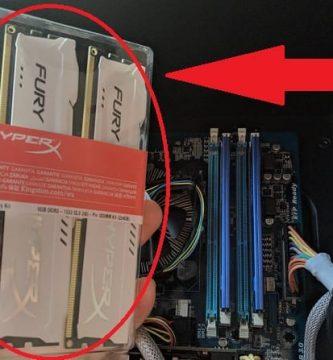 instalar memoria ram ddr2