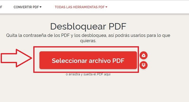 quitar contraseña pdf una vez abierto