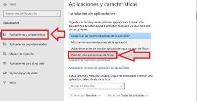 evitar y bloquear que usuarios puedan instalar programas en windows 10