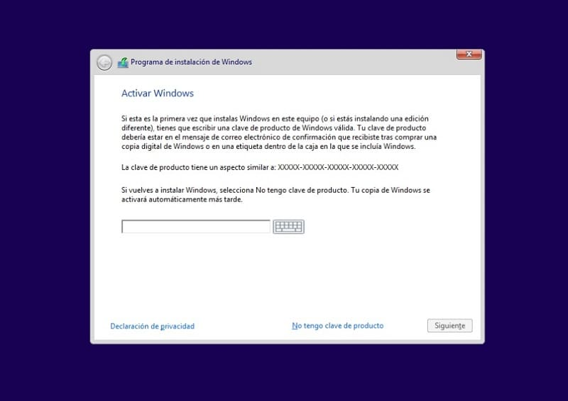 activar windows 10 actualizaciones