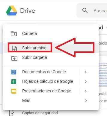 enviar archivos mayores de 25 mb