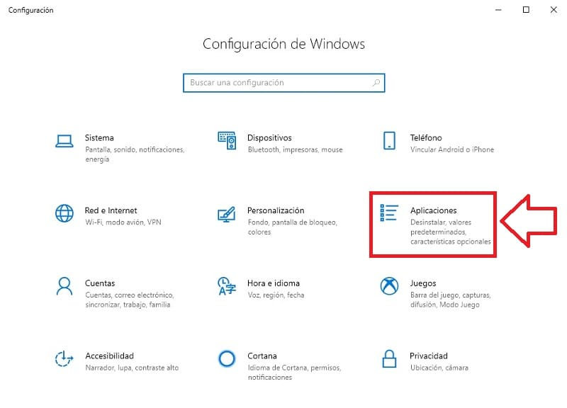 programas preinstalados en windows 10