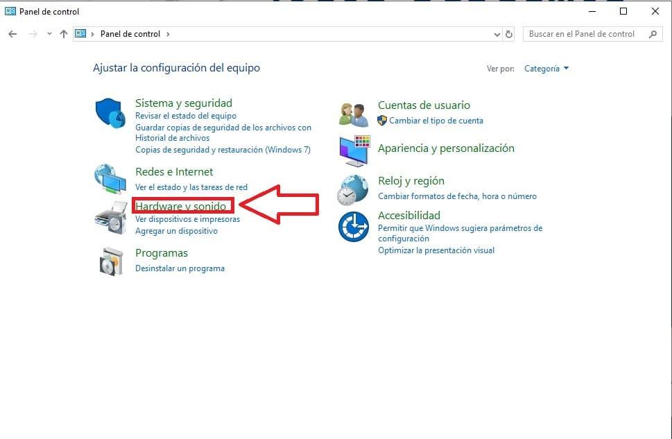 inicio rápido windows 10 desactivar