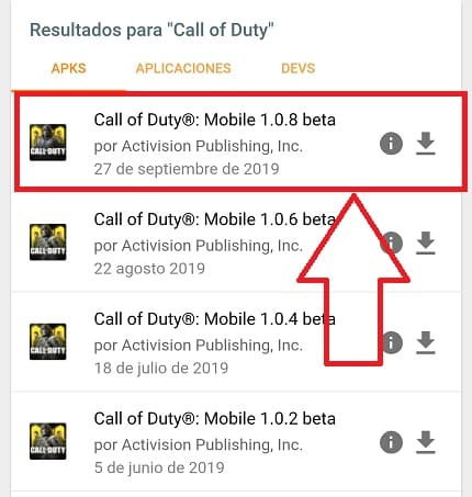 que hacer si call of duty mobile no es compatible.