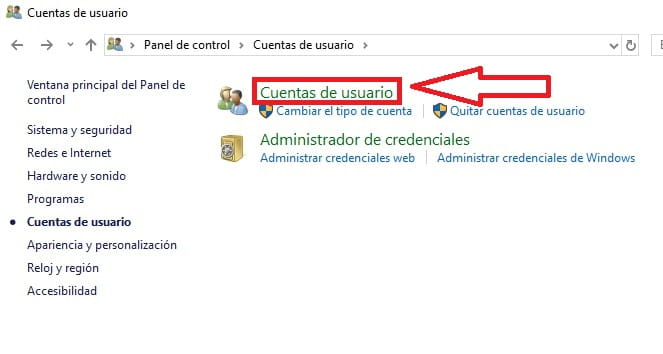 ejecutar como administrador windows 10
